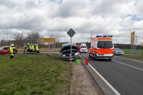 Verkehrsunfall Hessen Heute